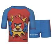 Разм. 86-152. Солнцезащитные костюмы для пляжа с любимыми героями Angry Birds, спайдермен