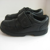 Кожаные туфли start-rite 28р 18,5см