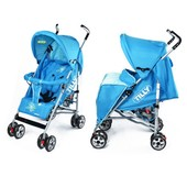 Прогулочная коляска-трость Spring bt-sb-0003 blue