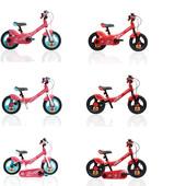 Фирменный велосипед 2 в 1 (беговел +велосипед)