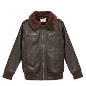 Куртки под кожу для мальчиков 5-6 лет фирмы Prenatal Италия