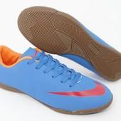 Бампы, копы Nike Mercurial футбольная обувь для футзала 41, 42, 43, 44 pазмер