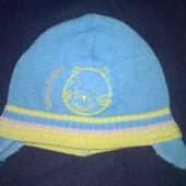 шапочка на объем 42-44