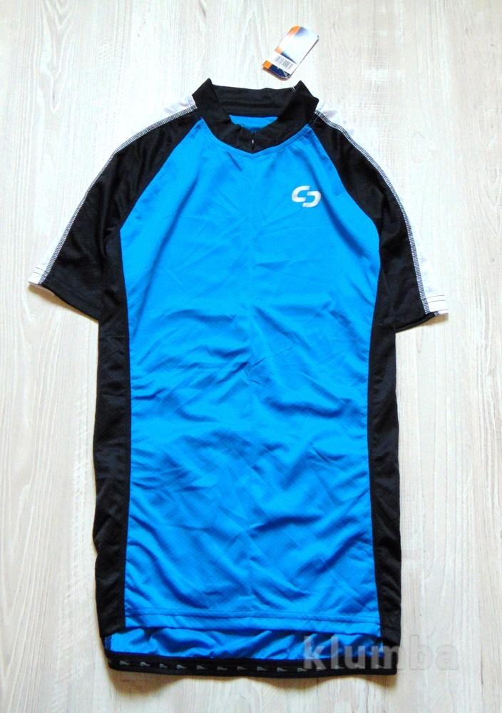 Новая футболка для велоспорта. Crivit. Размер L (52-54). фото №1