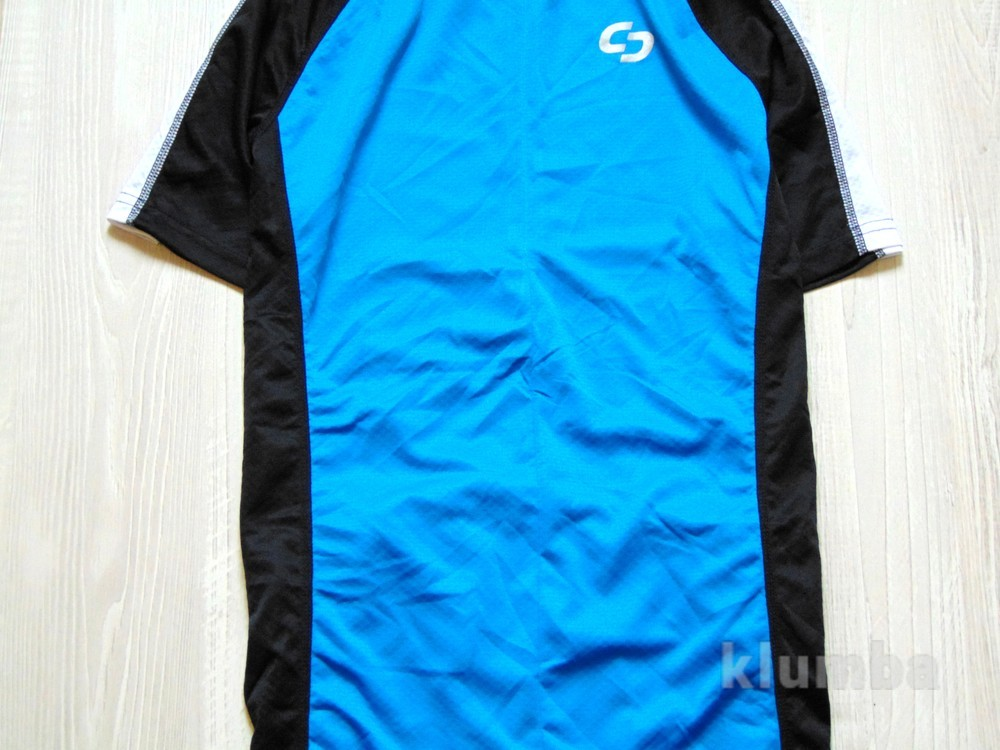 Новая футболка для велоспорта. Crivit. Размер L (52-54). фото №2