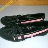 2655 Спортивные туфли Dolci euro38(37) _кожа