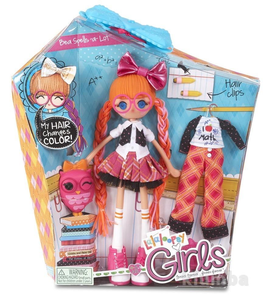 Lalaloopsy girls bea spells-a-lot doll лалалупси отличница фото №1