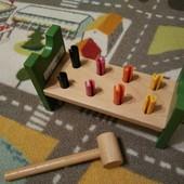 В наличии! Набор,колышки и молоток Mula, Икеа (Ikea)