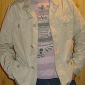 Фірмова стильна курточка-плащ ветровка Apparel.