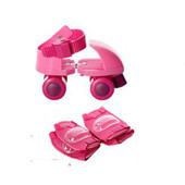 Ролики Profi Roller артикул MS 0038, цвет Розовый