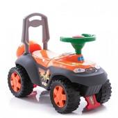 Детская каталка-толокар Bambi lbl 3101 BY Orange (0532-1)