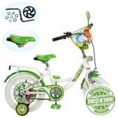 Велосипед Profi Trike,колёса 14 дюймов, fx 0035 w фиксики