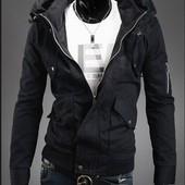 Дизайнерская Куртка,размер:  Л, ХL. (2з