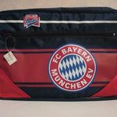 Новая спортивная сумка Herlitz Бавария Мюнхен fc Bayern Munchen оригинал дорожная мужская