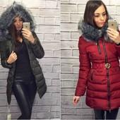 """Пальто женское """" Аляска """", плотность 250. :42-44 , 44-46 (2с"""