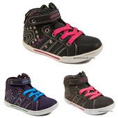 Кроссовки Ботинки для девочек Badoxx 25-30 размеры Польша 3 цвета