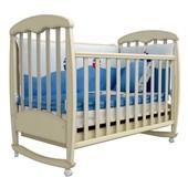 Детская кроватка Верес Соня ЛД1 патина дуб молочний 01.14