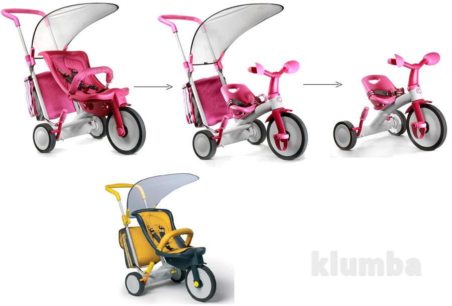Продам велосипед - коляску evolution 3 in1 italtrike фото №1