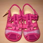 Текстильные тапочки Vi-gga-mi для девочки, тапки, домашние р. 19-27 вигами