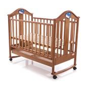Детская кроватка Baby Care BC-433M тик