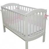 Детская кроватка Верес Соня ЛД10 белая