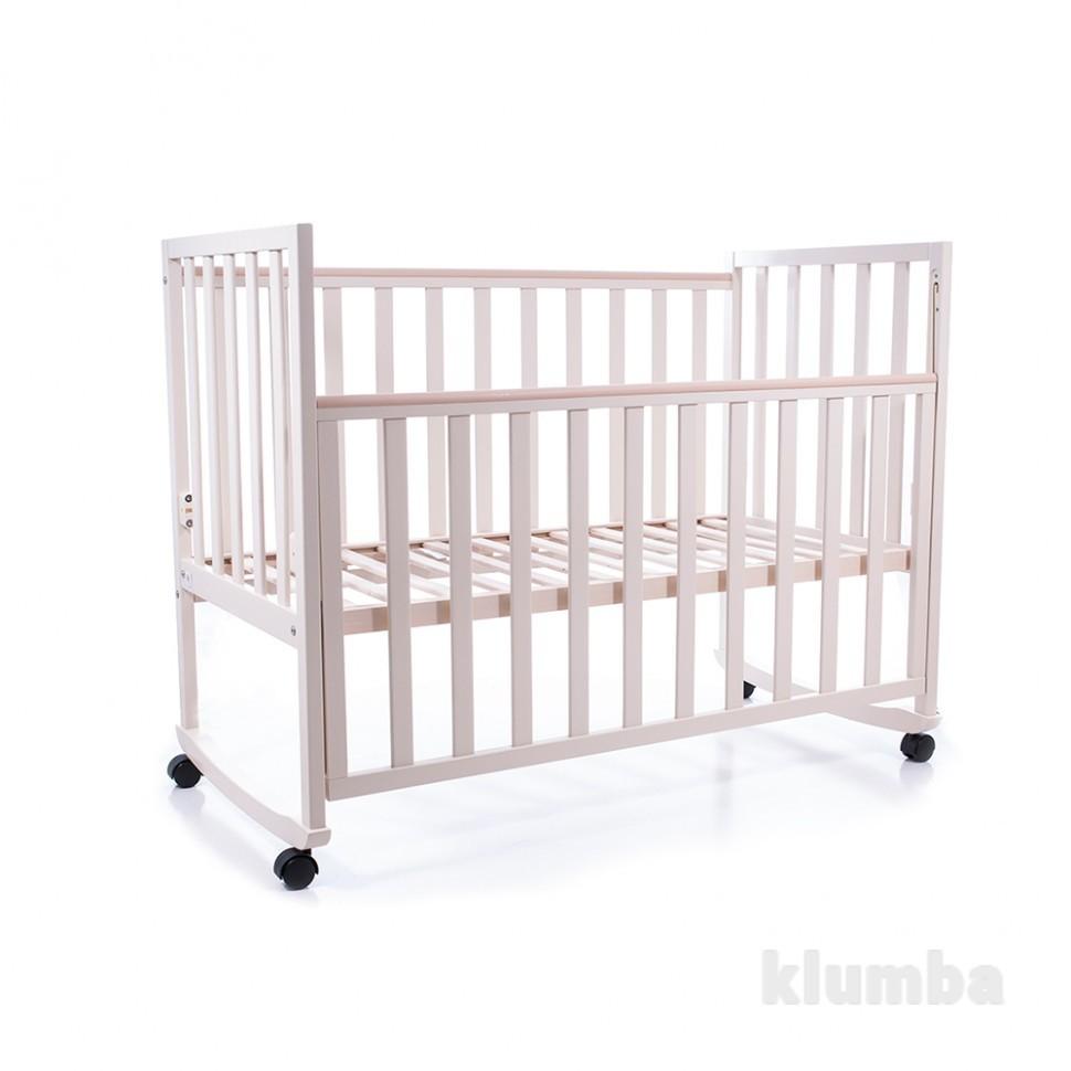 Детская кроватка Верес Соня ЛД13 слоновая кость 13.04 фото №1