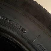 Летние шины bridgestone turanza 235/60/16, 4 шт, равномерный износ, 4 мм, латок нетцена за комплект.