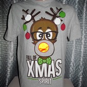 Крутая футболочка George р. M/L Эфиопия. Новая
