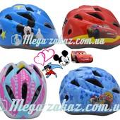 Детский защитный шлем Disney Heroes, 4 цвета: регулируется размер