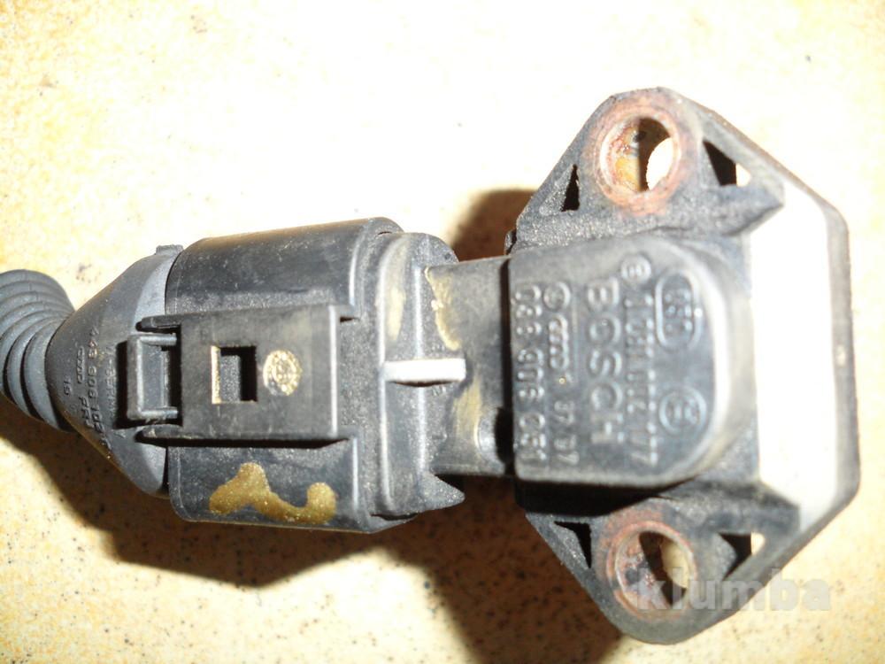 Датчик давления турбины 0281002177 038906051 VW фото №1