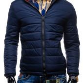 Куртка мужская дутая.В расцветках.Зима. Размер:  m, l, xl  (2з