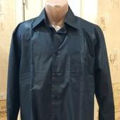 Рубашка новая , цвет черный