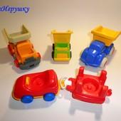 Машинка Little tikes Fisher price Viking toys грузовик самосвал прицеп машинки фишер прайс