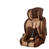 Комфортное, качественное автокресло, 9-36 кг, Bambi M 2790, цвет Бежево-коричневый