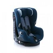 +видео! Надежное детское автокресло 9-18 кг, Bebe Confort аxiss Dress Blue