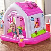Детский игровой центр Intex Hello Kitty (48631)