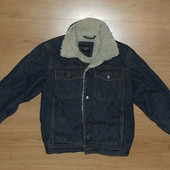 128р Куртка джинсовая Cottonfield