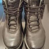 Ботинки Пума кожа черная 44 р 29 см