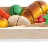 Готовим завтрак, малый набор, Мир деревянных игрушек Артикул: Д167