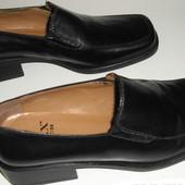 Туфлі в кольорі шкіра Італія 36 37 38