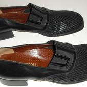 Туфлі Enrico Ercolli 36 розмір шкіра