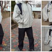 Фирменные спортивные мужские  костюмы. Размеры 46-48.
