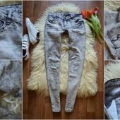 Стильные джинсы скинни варенки, р-р М