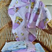 Пеленка уголок для купания новорожденного