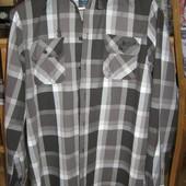 Рубашка Lee Cooper с капюшоном размер S\M