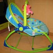 Детский Шезлонг-качалка, от 0 до 1 года, Bambi PK 308