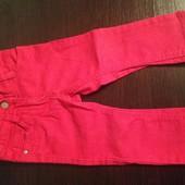 Продам джинсы!74-80см