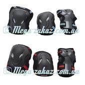 Комплект защиты Micro 3в1, 2 цвета:  S, M, L