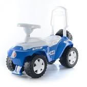 Машинка для катания синяя 198
