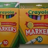 Фломастеры крайола crayola